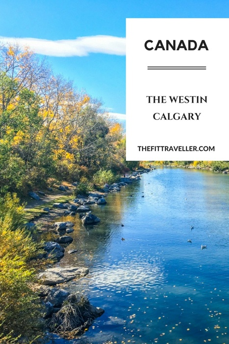 CANADA: The Westin Calgary. We had a lovely and relaxing weekend with a little wellness thrown in at the luxury Westin Hotel in downtown Calgary. Full feature on The Fit Traveller.
