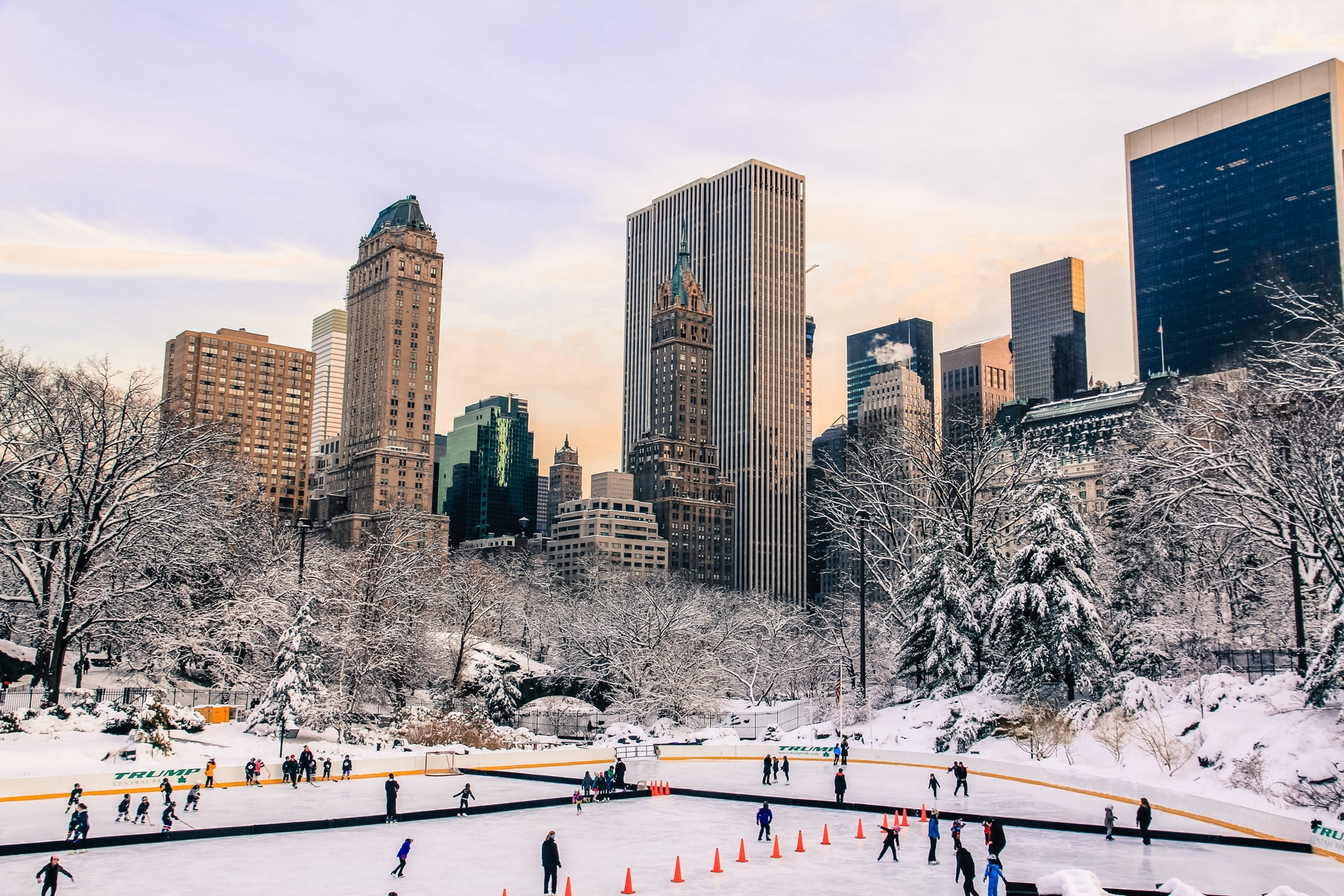 NYC Holiday Checklist