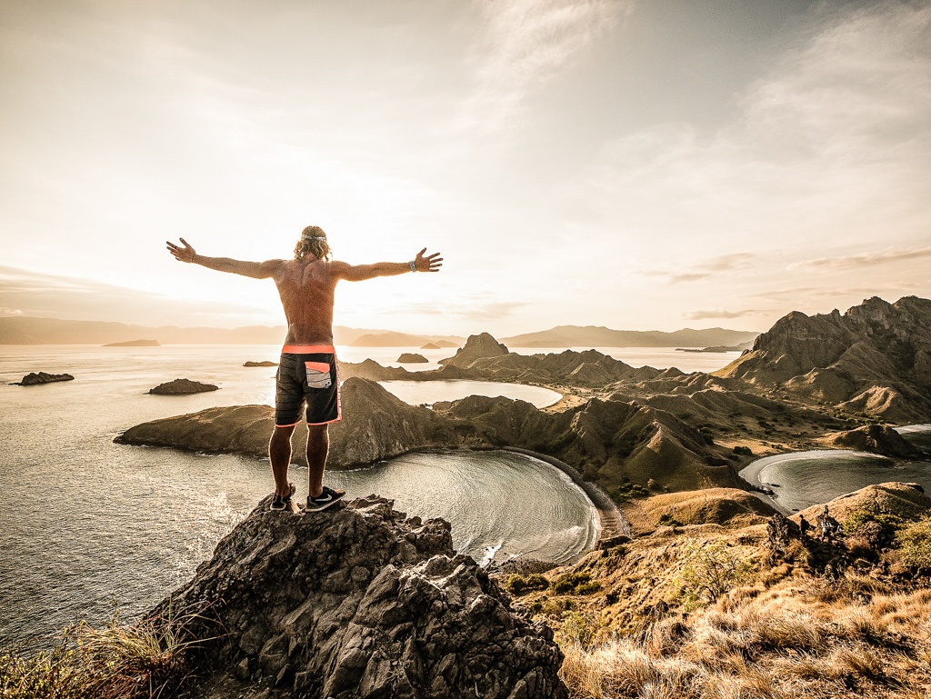 Australian photographer and journalist Jackson Groves lives an enviable life of adventure. Image © Jackson Groves