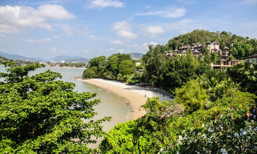 5 star hotels Phuket Thailand