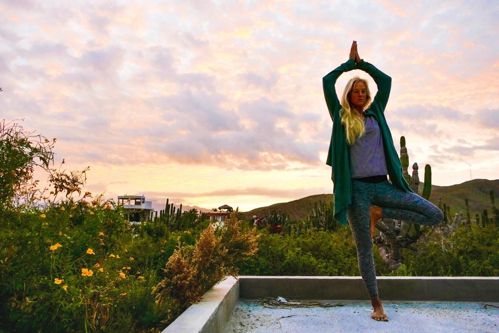 yoga retreats Baja Mexico
