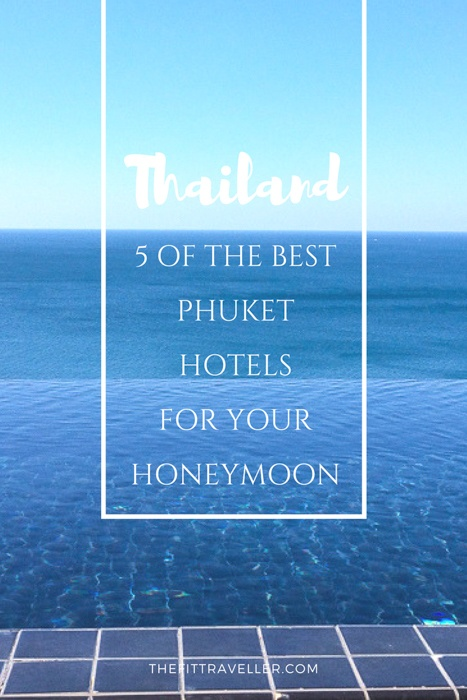 Choosing the Best Place to Stay in Phuket for Your Honeymoon | We've put together 5 of the best places to stay in Phuket for your honeymoon. | Best Phuket Hotels | Romantic Phuket Hotels | 5 Star Hotels in Phuket | Honeymoon Hotels Thailand | Where to stay in Phuket | What to do in Phuket. | #phuket #luxuryhotels #honeymoon