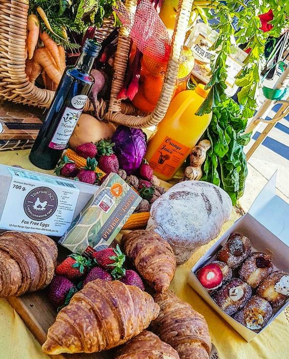 Best markets in Canberra. Image © Amelia Bidgood