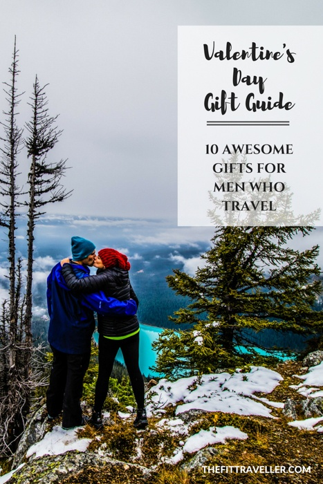 Awesome Valentine's Day Gifts for Men who Travel. Skipped the stuffed toys and novelty t-shirts, these are 10 gifts he will love to use both at home and while travelling.