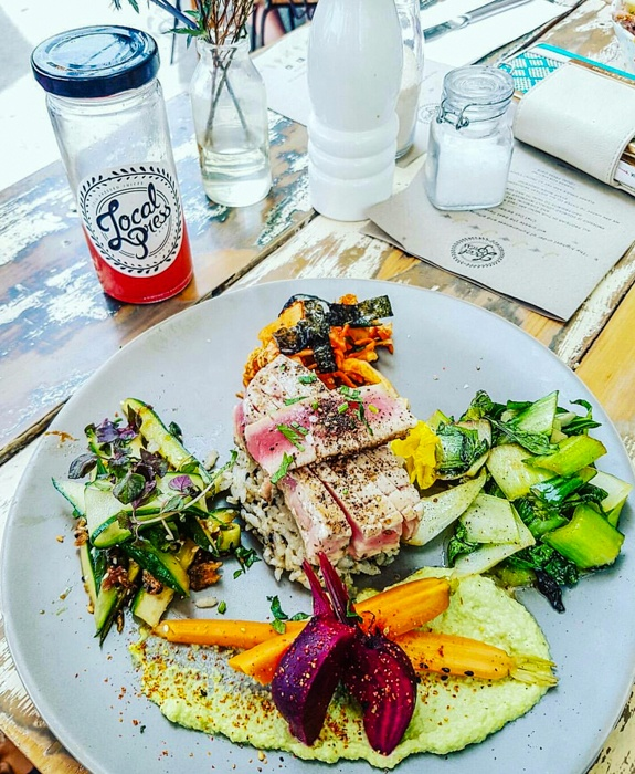 Best healthy cafes in Canberra. Image © Amelia Bidgood