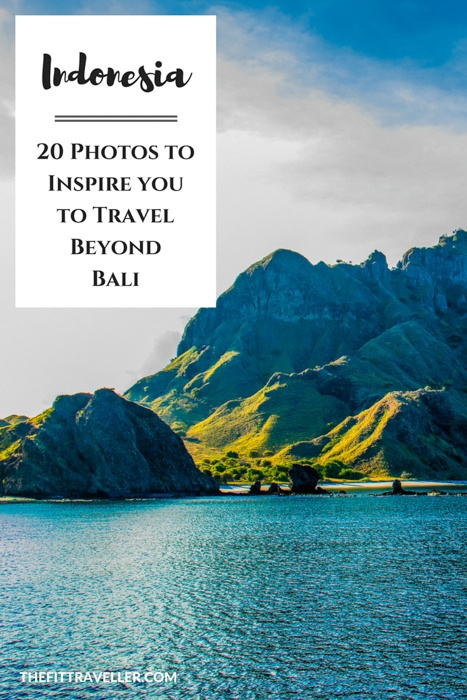 Photos to Inspire you to Travel Beyond Bali. Best travel destinations in Indonesia beyond Bali. From what to do in Jakarta to things to do in Ambon, snorkelling in Sulawesi and why you should visit Palu. These are emerging Indonesia destinations and some of the most beautiful and best islands in Indonesia that should be on your bucket list. Including Bali photography and must see places in Indonesia for Indonesia culture including Ambon Maluku and what to see in Bali and beyond. #bali #indonesia #travel #traveltips #indonesiatravelguide