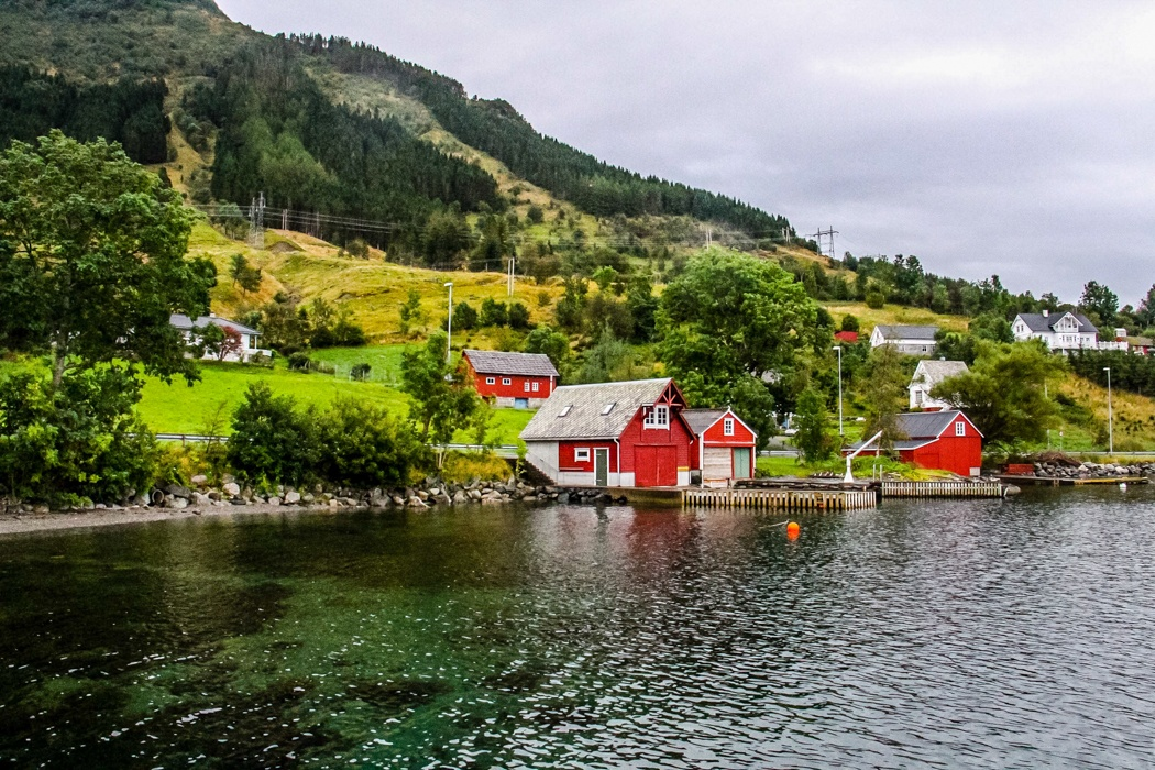 norway photography locations