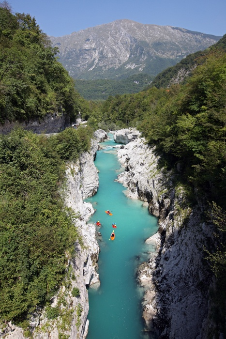 Best adventure Travel activities in Slovenia.