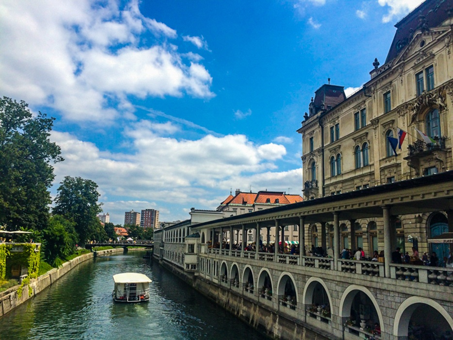 Best things to see and do in Ljubljana