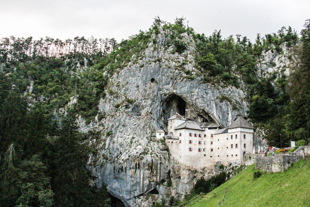 Predjama Castle: Best things to see and do in Slovenia. Image © Skye Gilkeson