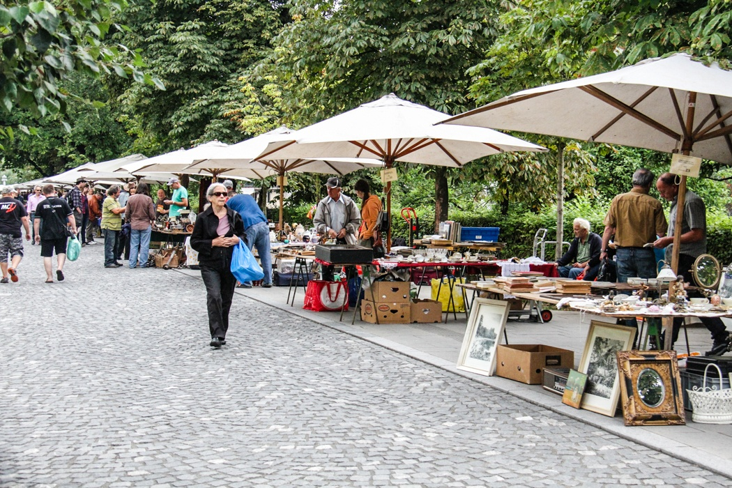 Best things to see and do in Ljubljana. Image © Skye Gilkeson