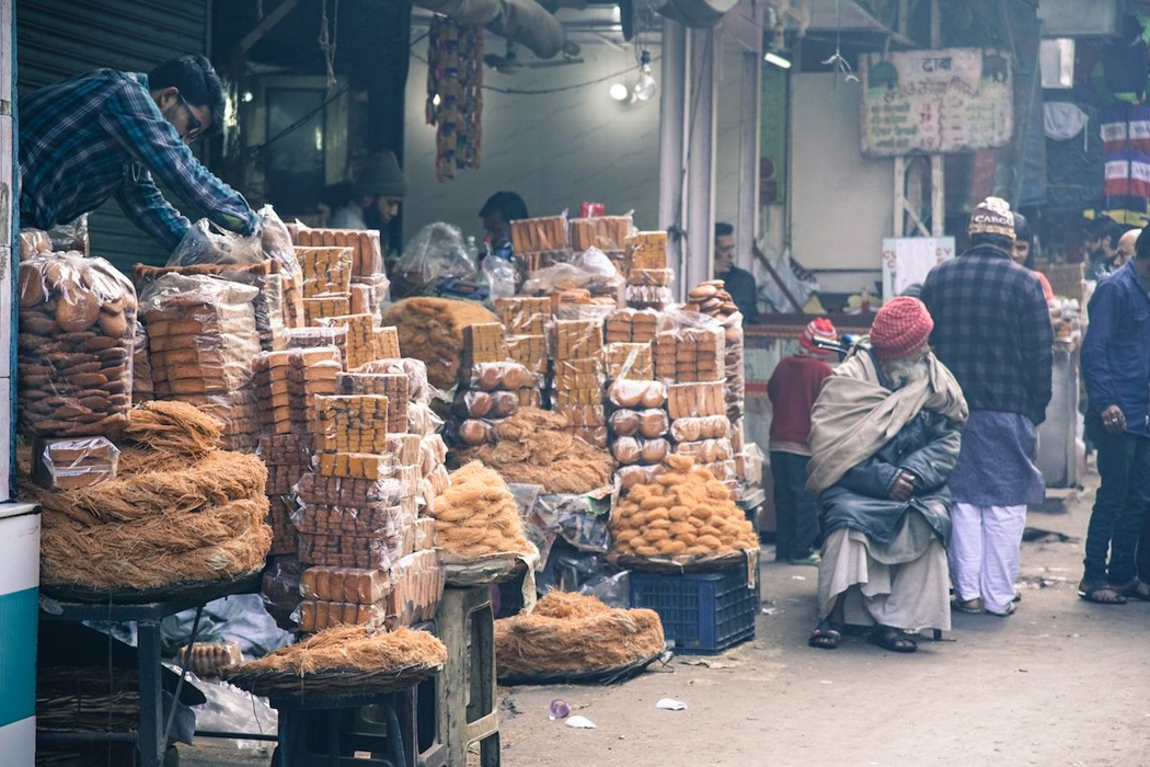 Best photos of India - Chandi Chowk is the market of all markets.