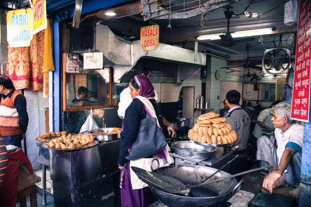 street photos india