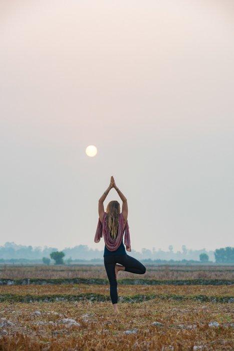 yoga retreat Siem Reap