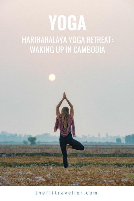 Hariharalaya Yoga Retreat, Siem Reap, Cambodia | Hariharalaya | Hariharalaya Meditation and Retreat Centre | yoga retreat cambodia | cambodia yoga retreat | yoga retreats cambodia | Yoga Cambodia | Yoga Retreats | What to do in Siem Reap | Wellness Travel | #hariharalaya #hariharalayaretreatcentre #cambodia