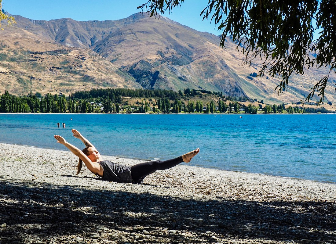 How to perfect the handstand and why it should be your favourite travel exercise.