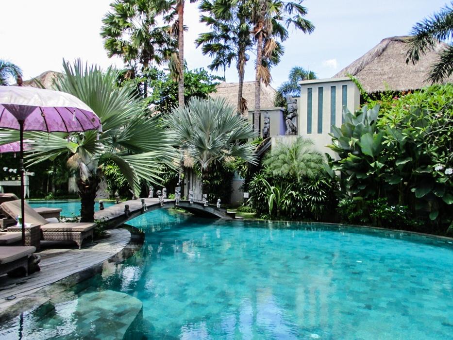 Best 4 rated star hotels in Seminyak Bali