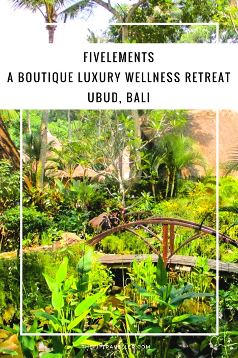 Fivelements - A Boutique Luxury Wellness Retreat in Ubud, Bali. Fivelements is a 5 star boutique luxury hotel hideaway in Ubud, Bali. A luxury wellness retreat, they promote personalised holistic healing.