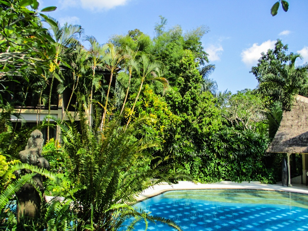 Best 5 star resorts Ubud Bali
