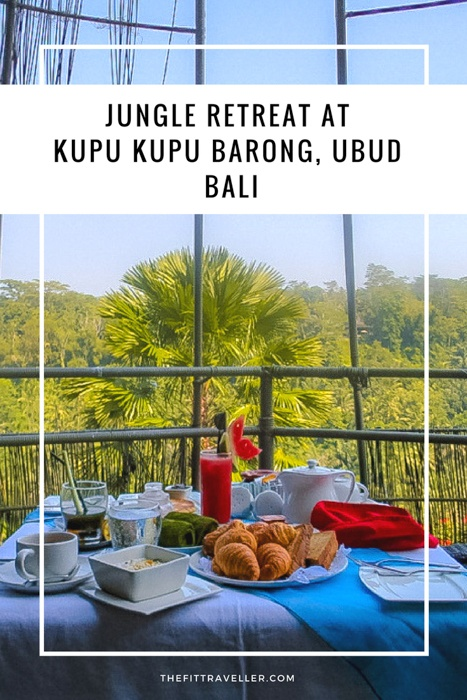 Nestled among the tropical jungle overlooking Ubud's Ayung River, Jungle Retreat at Kupu Kupu Barong is a 5* Luxury Hotel in Bali's Cultural Hub. The perfect hotel for those looking for a retreat in a quiet part of Ubud.