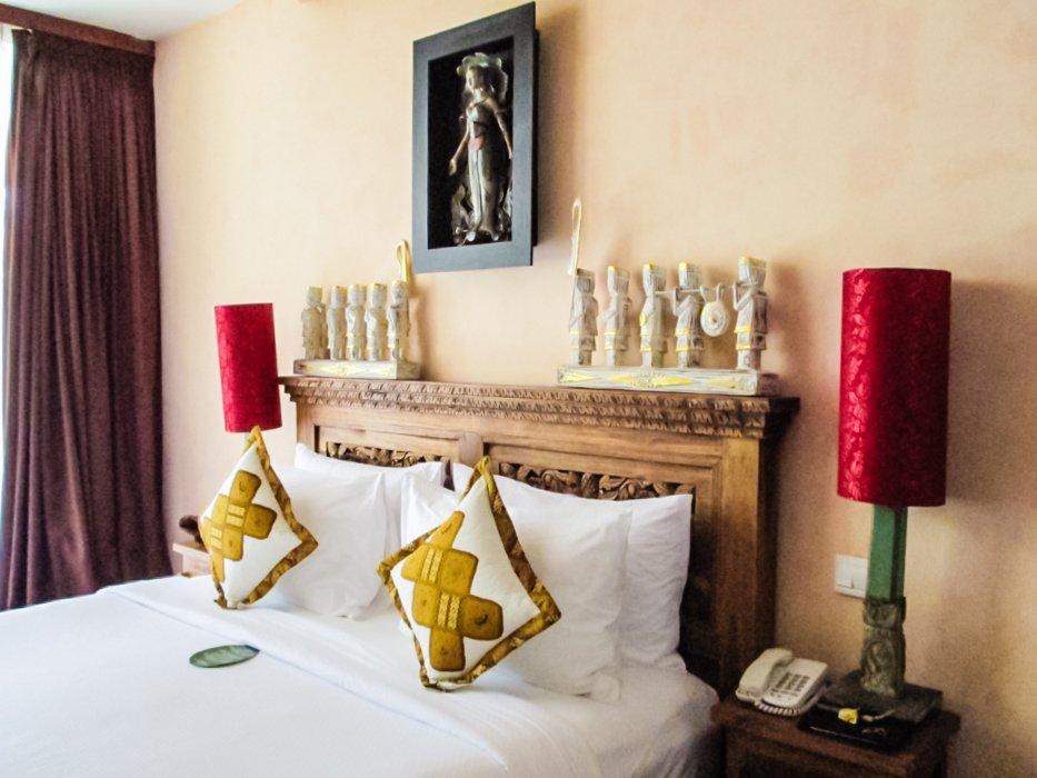 Best 5 star hotel in Ubud Bali