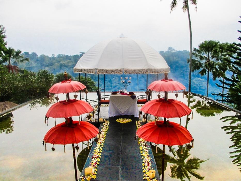 Best honeymoon hotels Bali