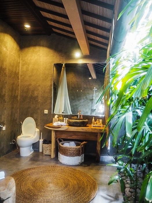 Women's only health retreat Bali
