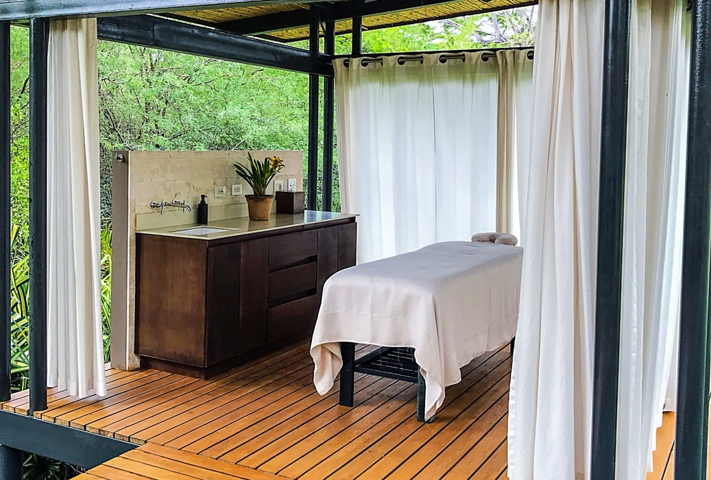 Best luxury hotel spas in Guanacaste Costa Rica