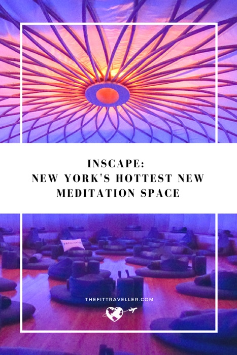 Inscape - New York's Hottest New Meditation Space. Inscape New York is being labelled the new Soul Cycle. The meditation space is quickly gaining a cult following for helping busy New Yorkers to switch off.