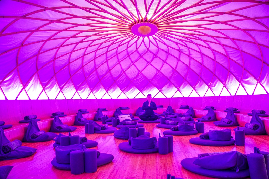 Inscape New York's Hottest New Meditation Space