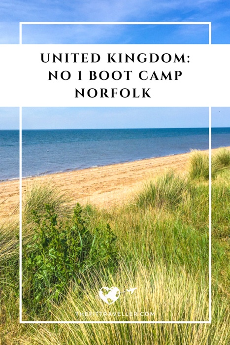 No 1 Boot Camp, Norfolk, UK | Weight Loss & Fitness | The Fit Traveller. Popular with celebrities No 1 Boot Camp Norfolk is just 90 minutes from London. The bootcamp targets weight loss and fitness in a beautiful coastal setting.