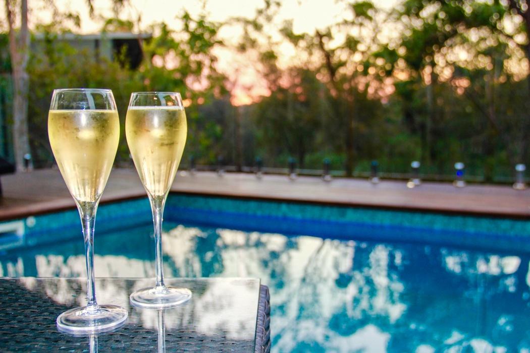 luxury accommodation katherine gorge northern territory