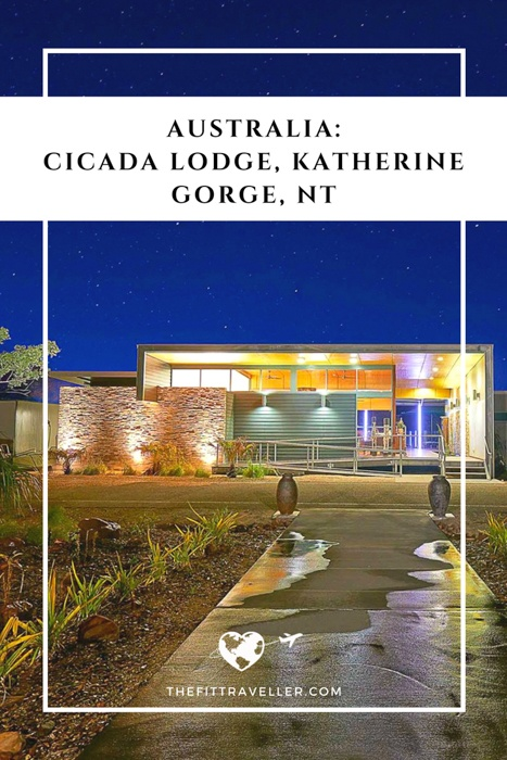 Cicada Lodge is located inside Nitmiluk National Park, 23 kilometres from Katherine and footsteps from Katherine Gorge in Australia's Northern Territory. Read all about our incredible luxury stay in the heart of the Australian bush.