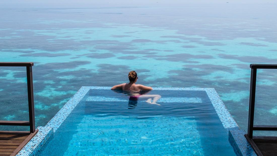 Maldives honeymoon resorts