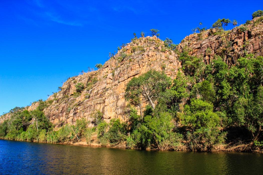 luxury accommodation katherine gorge