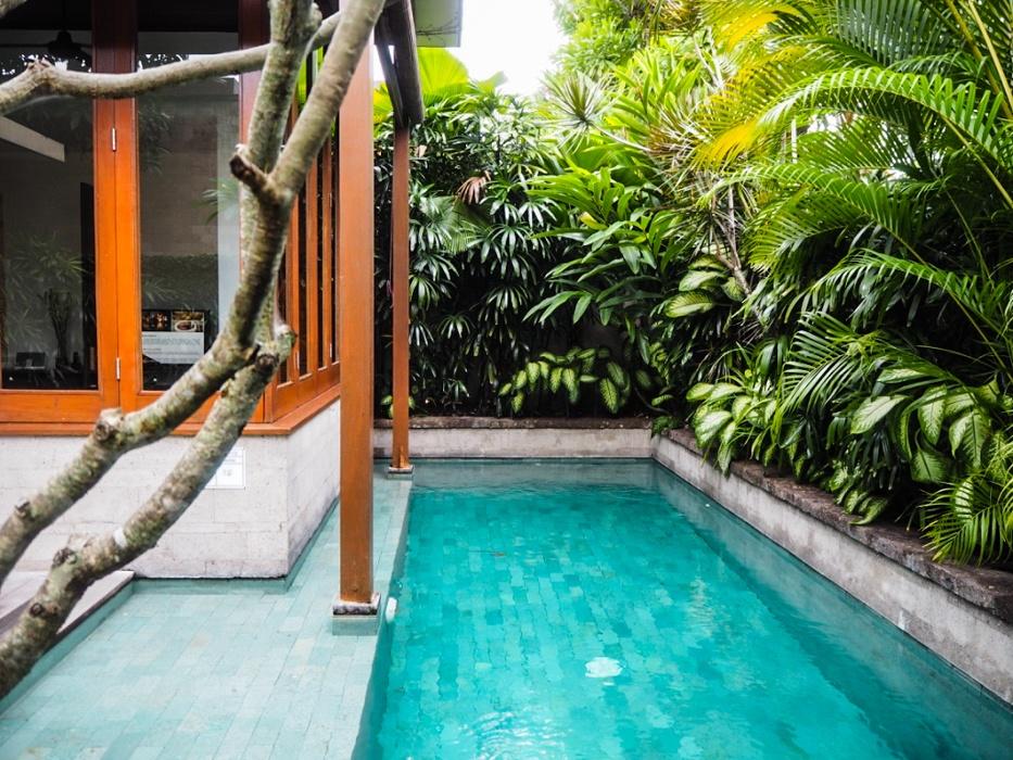 villa hotel seminyak