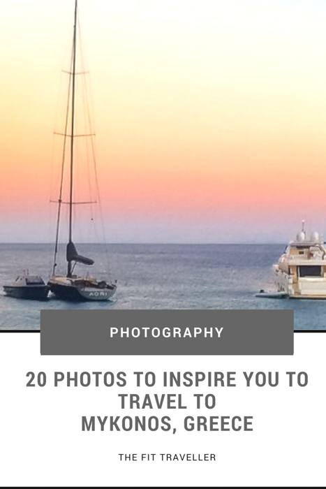 20 Photos to Inspire You to Travel to Mykonos, Greece | From the backstreets of Mykonos town the Mykonos beaches you should visit, these are 20 photos that will inspire you to travel to Mykonos Greece too. ********** Mykonos Greece | Mykonos Beaches | Things to do in Mykonos | What to do in Mykonos | Mykonos Photography | Travel Photography | Where to Stay in Mykonos | Where to eat in Mykonos |