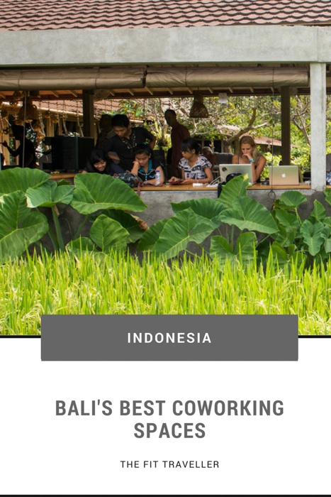 Best Coworking Spaces in Bali | Ubud, Canggu & Sanur | Whether you're living in Bali or planning a temporary tropical sea change, we've curated Bali's best co-working spaces to you can take your work with you. ********** Living in Bali | Coworking Bali | Coworking Ubud | Coworking Canggu | Coworking Sanur | Digital Nomad | Digital Nomad Bali | Blogging Bali | Start ups Bali | Moving to Bali | Working in Bali | Things to do in Bali | Things to do in Ubud |