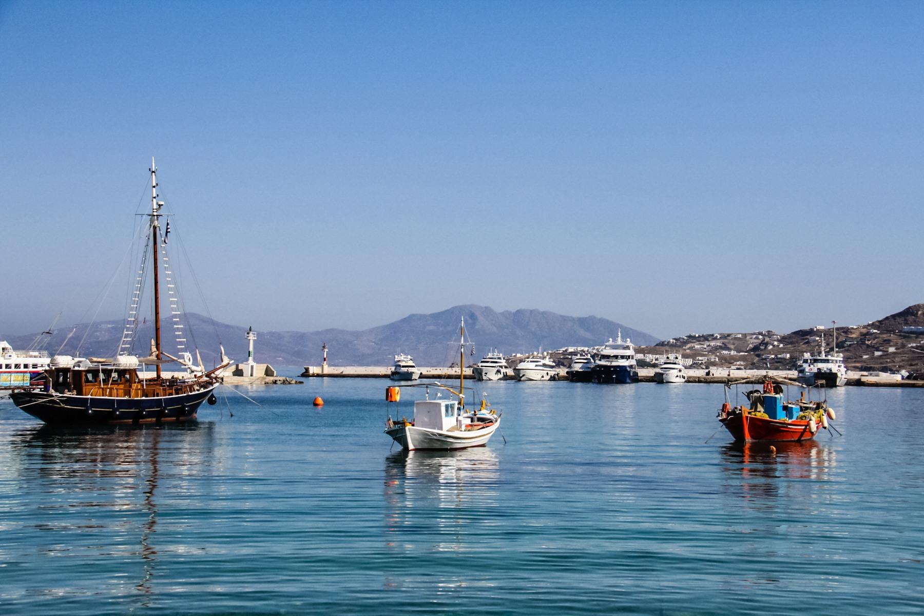 20 Photos to Inspire You to Travel to Mykonos