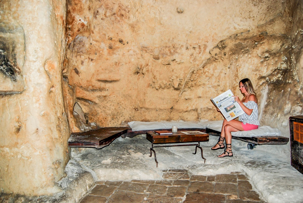 hotels in Matera Italy