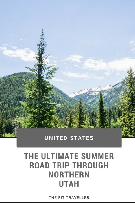 Utah road trip. We take you north on the ultimate road trip from Salt Lake, Ogden, Park City and Bear Lake Utah including some of the best hikes in utah and things to do in Bear Lake. #utah #travelphotography #traveltips @thefitttraveller