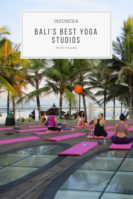 Our guide to the best Bali Yoga Studios features some of the most iconic Bali yoga retreat locations and Bali yoga teacher training venues. When it comes to where to do yoga in Bali, this guide covers yoga studios in Seminyak, Canggu, Ubud and Uluwatu. | Bali Yoga Retreats | Yoga in Bali | Yoga Studios Bali | Yoga Studio Bali | Yoga Retreat Bali | Bali Yoga Inspiration | #bali #yogainspiration via @thefittraveller