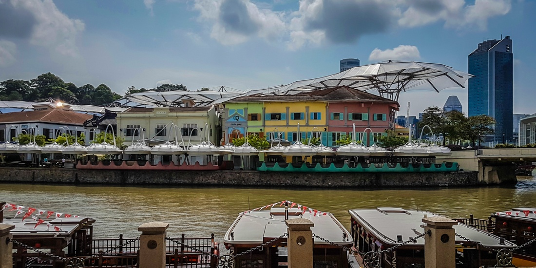 Singapore first timer's guide