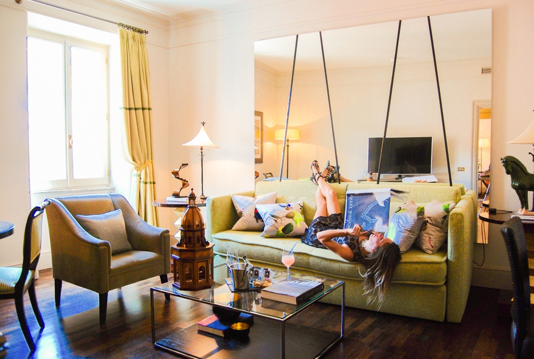 Rome's top hotels