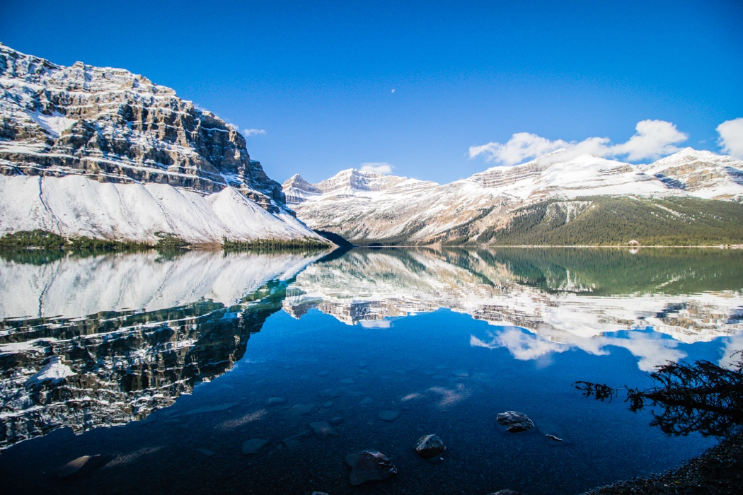 banff to columbia icefields