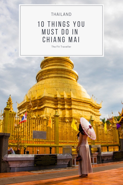10 Things You Must Do in Chiang Mai | Unique Things to do in Chiang Mai | Where to stay in Chianhg Mai | Where to eat in Chiang Mai | Wellness Hotels Chiang Mai | Retreat Chiang Mai | What to do in Chiang Mai | Things to do in Chiang Mai | Chiang Mai Temples | #chiangmai #hugthailand #tourismthailand #chiangmaithailand #travelphotography