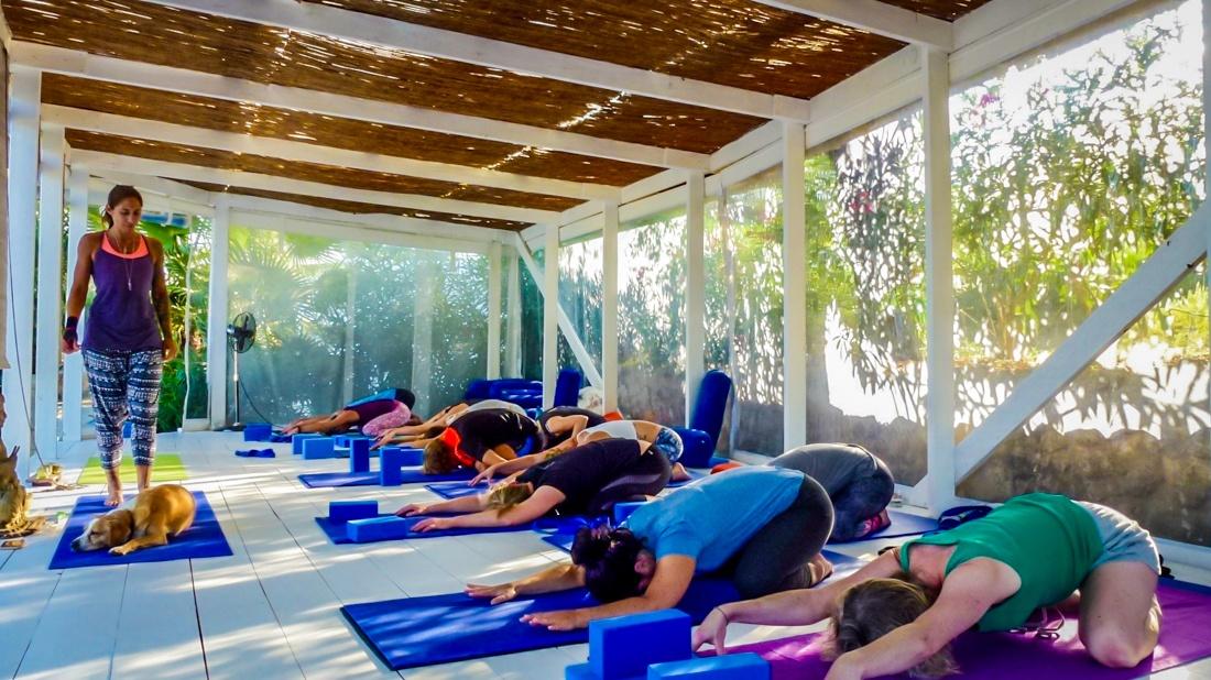 Ibiza yoga