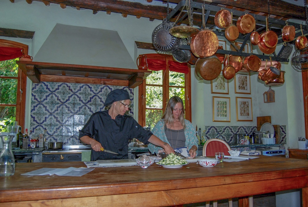 cooking courses Tuscany