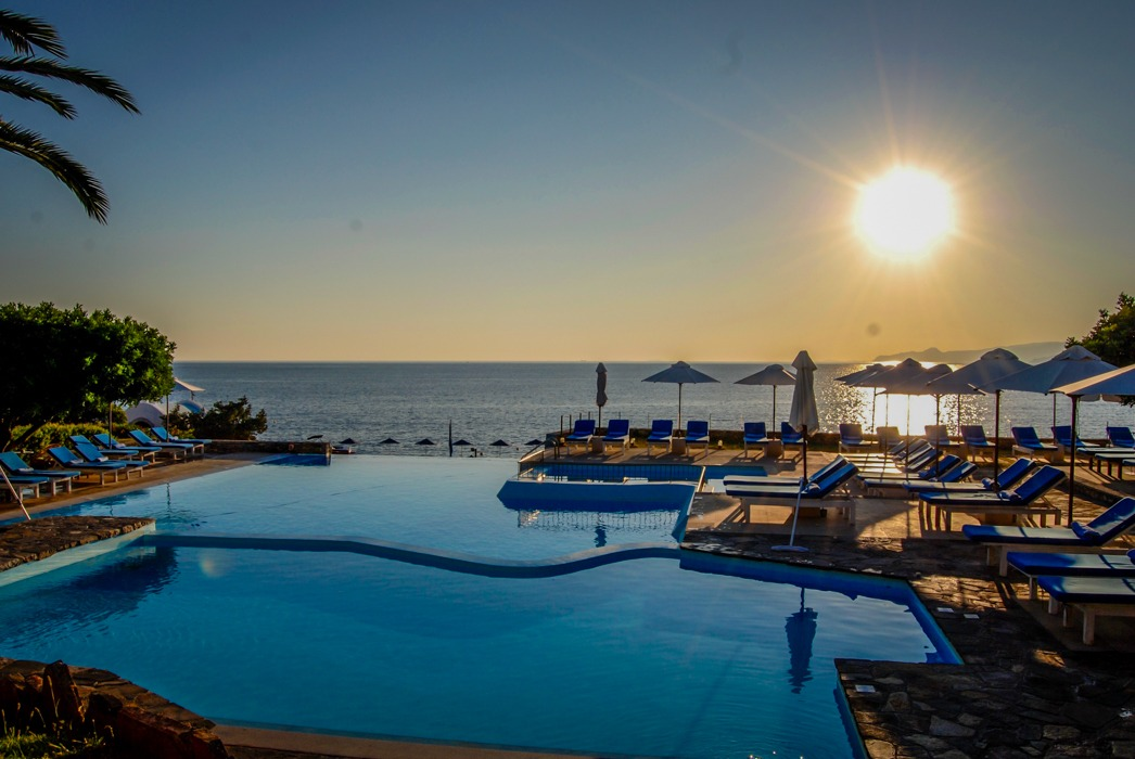 where to stay near Heraklion