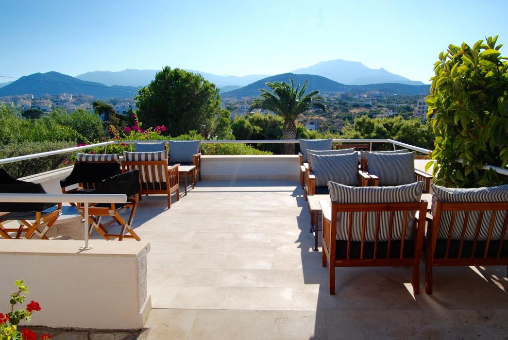 5 star hotel Crete